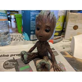 Boneco Baby Groot - Guardiões Da Galáxia