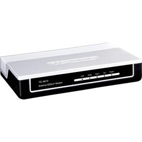 Com Defeito Para Peça Modem Adsl2+ Tp-link Td-8610
