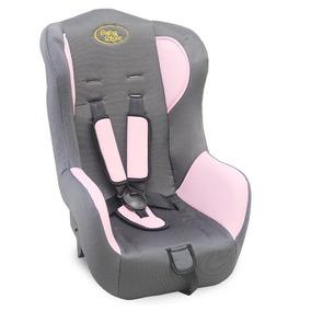 Cadeira Para Automovel Baby Style - 9 A 18kg - Rosa Cinza