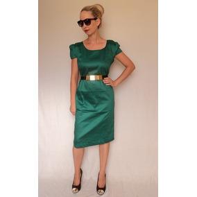 Vestido Feminino Moda Evangélica Executivo Social Tubinho