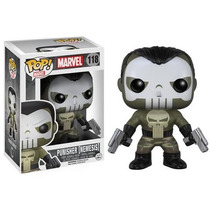 Funko Pop Punisher Nemesis Marvel
