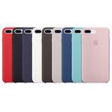 Funda Apple Silicona Iphone Se 5 5g 5s 6 6s 7 Plus Original