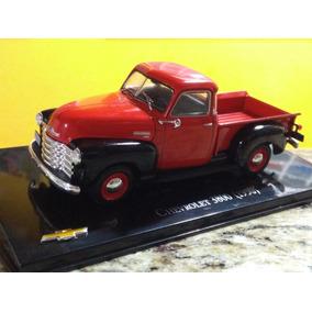 Chevrolet 3800 (1950) Miniatura Rica Em Acabamento1:43