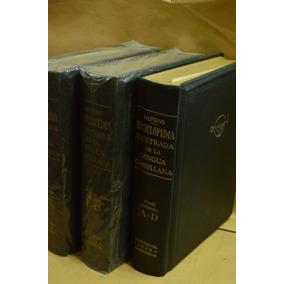 Enciclopedia Ilustrada De La Lengua Castellana Sapiens (3 T)