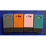 Forro Tipo Agenda Telefono Huawei C8860, G7300