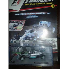 Mercedes W05 Hybrid 2014 L. Hamilton Con Fasciculo Esc. 1/43