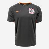 Camisa Corinthians Away Oficial Timão 17/18 Frete Gratis