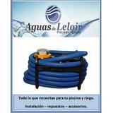 Trineo Pelo Puelche 33 Para Piletas De Lona- Aguas De Leloir