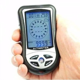 Novo 8x1 Bússola Digital Lcd Altímetro Barômetro Temperatura