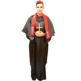 Fantasia Padre Bispo Adulto Promoção