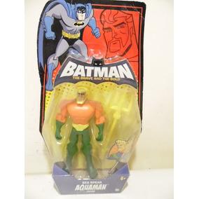 Aquaman Batman The Brane And The Bold 12cm Alto J103