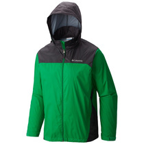 Campera Rompevientos Columbia Lluvia Hombre Impermeable