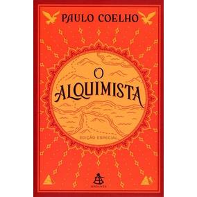 Livro O Alquimista - Paulo Coelho - Auto-ajuda - Frete 8