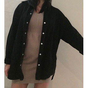 Zara Prune Kenzo Camisa Chaqueta Campera Nobuk Gamuza M