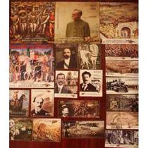 Estampillas Del Centenario De La Revolución