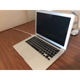 Macbook Air 13 Intel I7 8gb 256gb Flash Bat 22 Ciclos!
