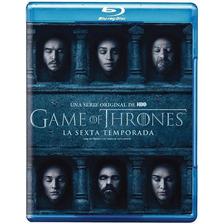 Game Of Thrones Temporada 6 Nuevo 4 Blu Ray Original Cerrado