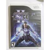 Star Wars The Force Unleashed Ii Wii Nuevo Sellad Nintendo 2