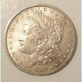 Espectacular Moneda De Plata De 1889. Extra-fine.