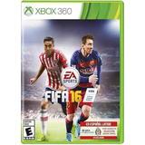 Juego Xbox 360 Fifa 16 Liga Mx Y Selecciónes Femeninas