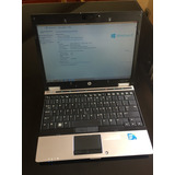 Laptop Hp Elitebook 2540p, Core I7 2.13ghz, 250 Hd, 4gb Ram