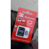 Memoria Micro Sd 32 Gb Tarjeta Clase 10 - Piura