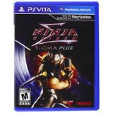 Ninja Gaiden Sigma Plus - Playstation Vita
