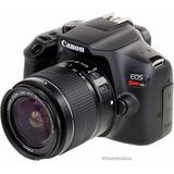 Canon T6 +18 -55