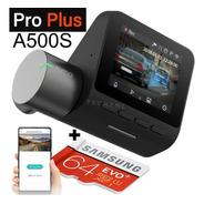 Camera Segurança Filmadora Veicular Xiaomi Pro + Gps + 64gb