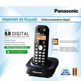 Telefono Inalambrico Panasonic Kx-tg4011ag Orl