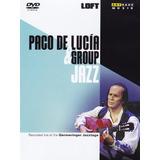 Paco De Lucia & Group, Jazz, Concierto, Dvd, Importado