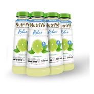 Bebida Relajante Té Verde Limón Pack 6 Piezas
