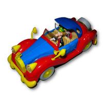 Auto Disney Mc Pato Die Cast Metal Motorama Collection 1/43