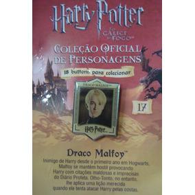 Pin Harry Potter   Novo   Draco Malfoy   Ler +