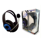 Auricular Netmak Ps4 Furious