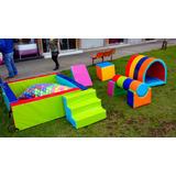 Figuras Para Jardines Infantiles,colchonetas Y Piscina Cubo