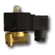 Válvula Solenoide 2/2 1/4 Bsp Nf Gás / Água / Ar / Óleo 80º