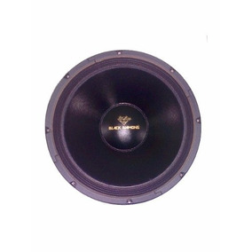 Bajo Sonido Profesional 15 Black Diamond Mod. Bd156a