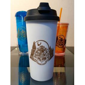 Vaso Harry Potter Con Escudo Hogawrts Y Bufanda