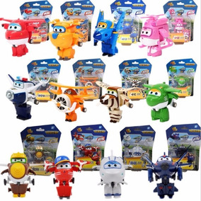 Super Wings Mini - Original - Na Caixa - Valor Unitário