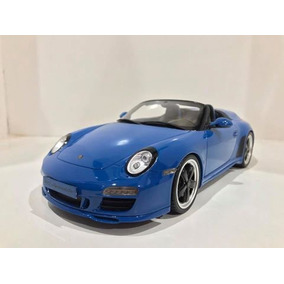 1/18 Porsche 911 Carrera Speedster Gt Spirit Sistema De Pago