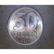 Lucas Col Hungria Moneda 50 Filler 1990