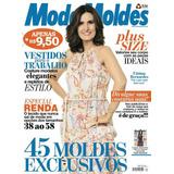 Revista Moda Moldes 82 = Fatima Bernardes 45 Moldes Lacrada!