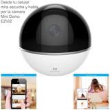 Ezviz Mini Camara 360° Plus Hogar Wifi Hd