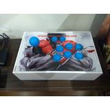 Palancas Arcade Joystick Pc Tipo Sanwa Restrictor Circular