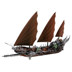 O Senhor Dos Anéis A Emboscada Do Navio Pirata Hobbit