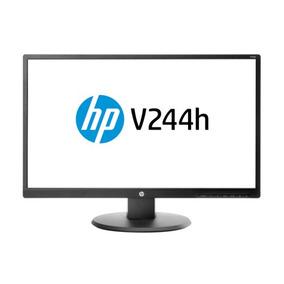 Monitor Hp V244h 24 Led Hdmi W1y58aa 23,8