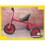 Triciclo Infantil Para Niños Y Niñas De Hierro 100% Calidad