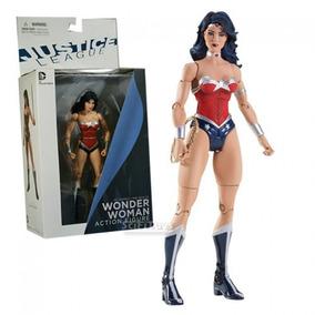 Wonder Woman New 52 Justice League Dc Comics Boneco Novo