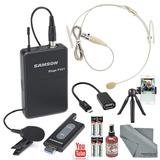 Samson Etapa Xpd1 Usb Headset Sistema Inalámbrico Digital W